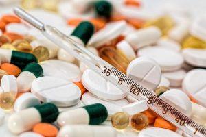 化学薬剤や食事